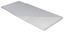VRCHNÍ MATRACE VIVA PUR - bílá, textilie (200/90/6cm) - Primatex