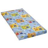Kindermatratze Chloe 120x60cm - KONVENTIONELL, Textil (120/60/5cm) - Primatex