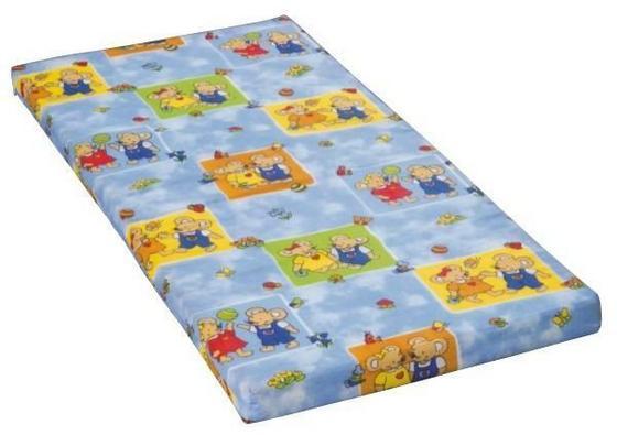 Kindermatratze Div. Motive - KONVENTIONELL, Textil (120/60/5cm) - PRIMATEX