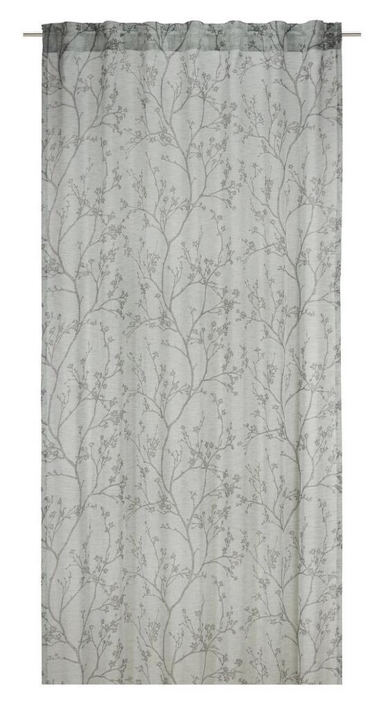 Závěs Hotový Judith - zelená, Romantický / Rustikální, textil (140/245cm) - Mömax modern living