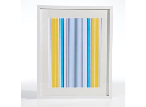Rám Na Fotky Gitta - biela, Moderný, kompozitné drevo/sklo (40/50cm) - Mömax modern living