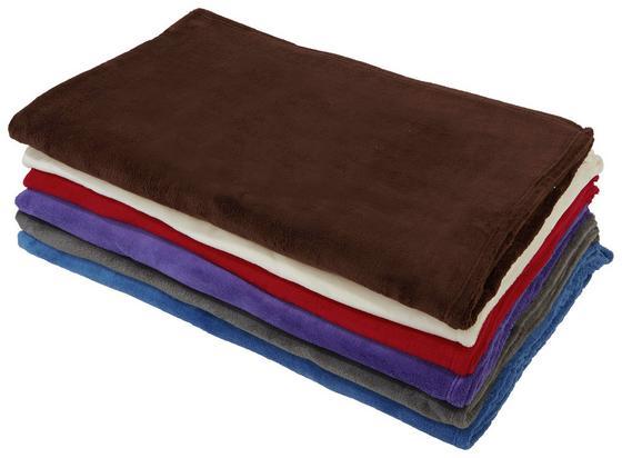 Kuscheldecke Yelena - Multicolor, KONVENTIONELL, Textil (150/200cm)