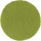 Badteppich Molly DM:80cm - Grün, MODERN, Textil (80cm) - Kleine Wolke