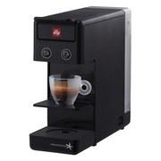 Illy Filterkaffeemaschine Y3.2 Schwarz - Schwarz, MODERN, Kunststoff (10/25,4/29,8cm)