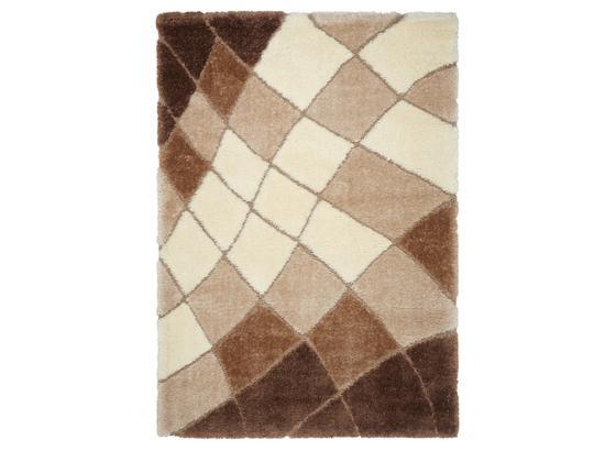 Shaggy Markle 80x150 cm - Beige, Basics, Kunststoff (80/150cm) - James Wood