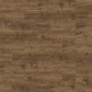 Vinylboden La Boheme 53 Eiche Nut Brown - Dunkelbraun, Basics, Kunststoff/Stein (18,3/0,52/121,9cm)