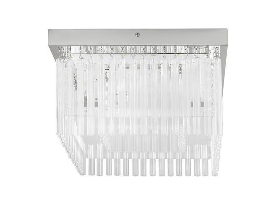 Led Stropná Lampa Azra 36/36cm, 35,2 Watt - Moderný, kov/plast (36/36/21,5cm) - Mömax modern living