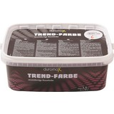 Wandfarbe Trend-farbe Merlotrot - Rot, KONVENTIONELL (2,5l) - DUROMAX