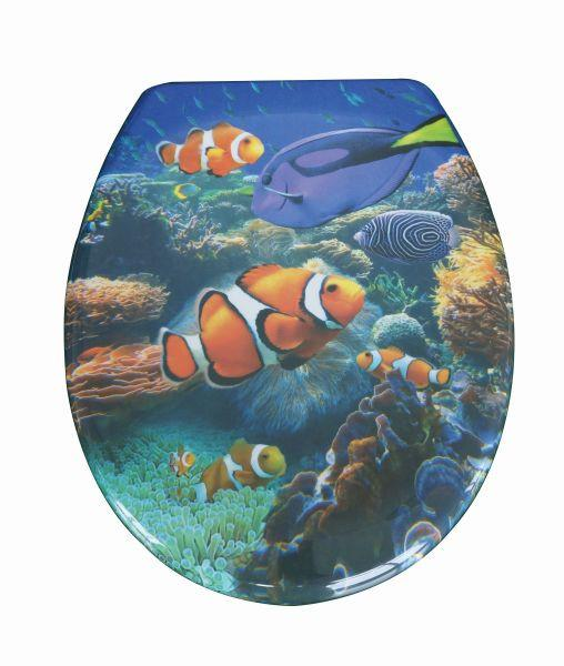 Wc-ülőke Sea Life - modern