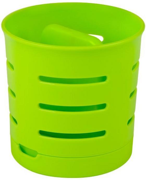 Evőeszköz Szárító Zöld - konvencionális (12/12/12cm)