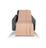 Überwurf Celine 210x260 cm - Rosa, MODERN, Textil (210/260cm) - Luca Bessoni