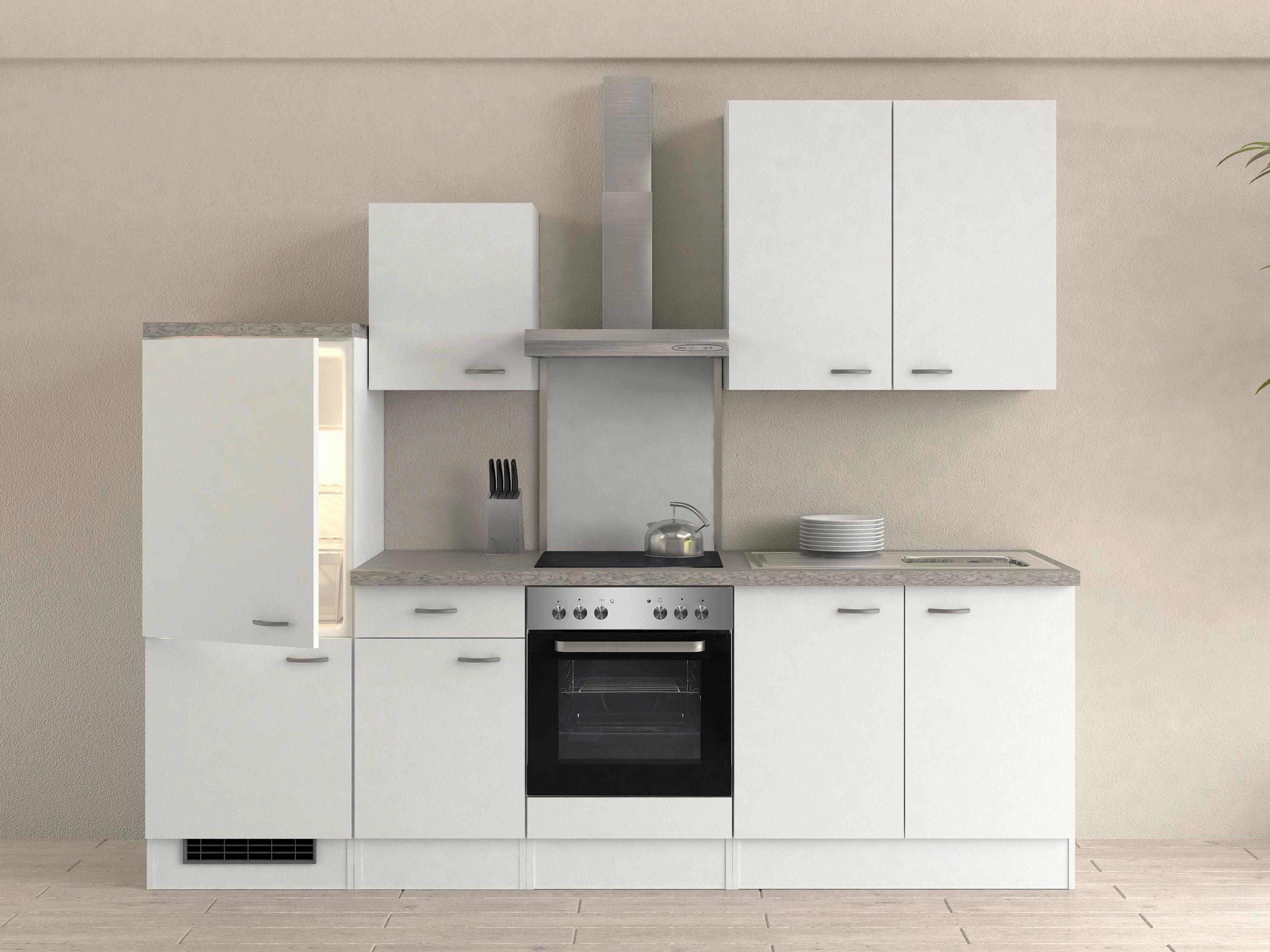 Bomann Kühlschrank Vs 2185 : Weiße küche edelstahl kühlschrank. spritzschutz küche mit eigenem