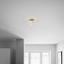 Led Stropná Lampa Hongkong  32/11,8cm, 15 Watt - niklová, Konvenčný, kov (32/11,8cm) - Modern Living