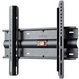 """TV-Wandhalterung Bis 37"""" Wf 110 Max. 35 Kg - Schwarz, KONVENTIONELL, Metall (40/35/3,5cm) - MID.YOU"""