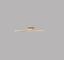LED-Deckenleuchte Lani - Klar/Transparent, MODERN, Kunststoff/Metall (120/10/12,5cm)