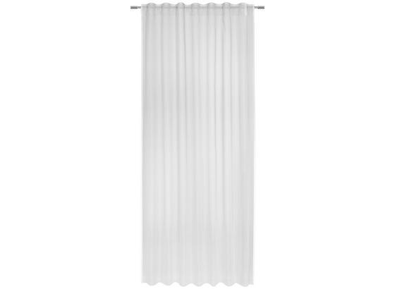 Kombinovaný Záves Leo Transparent 2 Ks - prírodné farby, Konvenčný, textil (140/255cm) - Premium Living