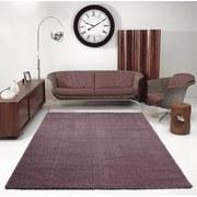Hochflorteppich Roma, 60/90 - Lila, MODERN, Textil (60/90cm)