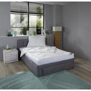 Kopfpolster Premium Soft - Weiß, MODERN, Textil (70/90cm) - FAN