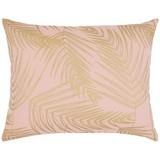 Polštář Ozdobný Laguna - růžová/barvy zlata, textilie (40/50cm) - Mömax modern living