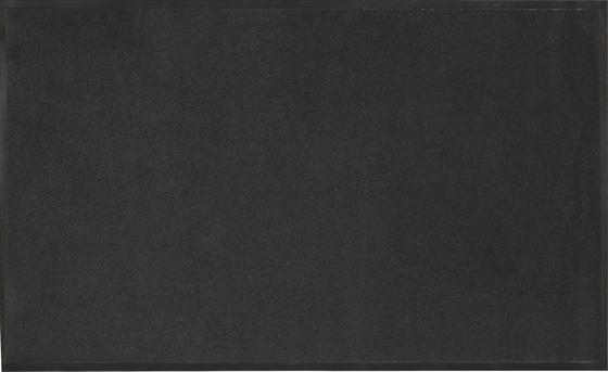 Fußmatte Eton 90x150 cm - Dunkelgrau, KONVENTIONELL, Textil (90/150cm)