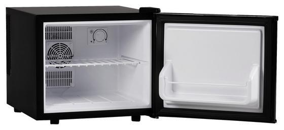 Minikühlschrank in Schwarz