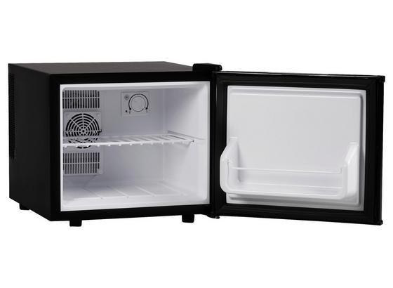 Minikühlschrank SPH8.004 Schwarz - Schwarz, Basics, Metall (39/34/42cm) - Carryhome