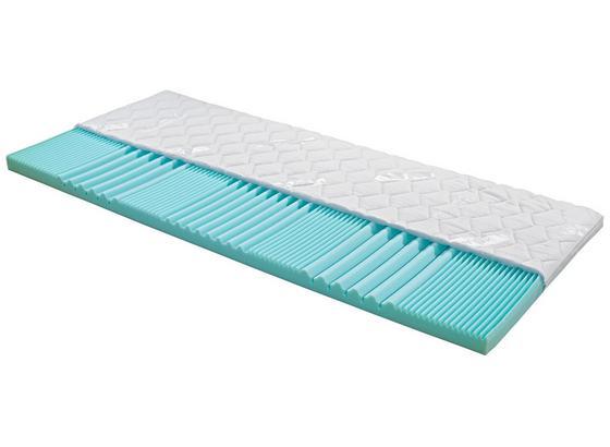 Vrchní Matrace Gamma  90x200 - bílá, textil (90/200cm) - Primatex