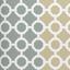 Posteľná Bielizeň Olaf - zelená/taupe, Konvenčný, textil (140/200cm) - Modern Living