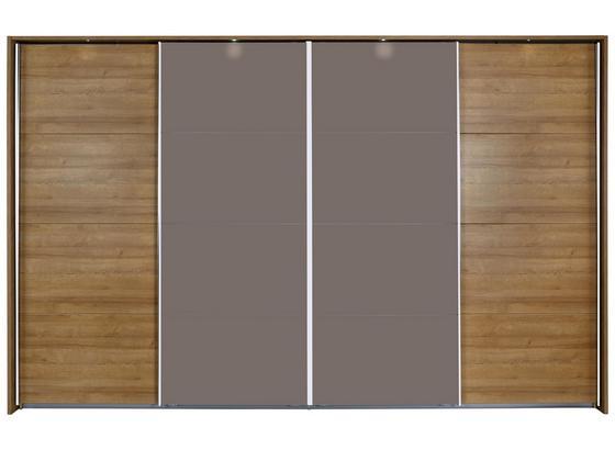 Paspartový Rám Bensheim 271x211cm - farby dubu, kompozitné drevo (278/214/64cm) - James Wood