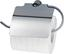 Toilettenpapierhalter Tally - Chromfarben, MODERN, Metall (19,50/12/5cm) - Homezone