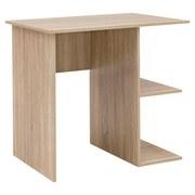 Computertisch B: ca. 82cm Sonoma Eichedekor - Sonoma Eiche, KONVENTIONELL, Holzwerkstoff (60/82/76cm) - MID.YOU