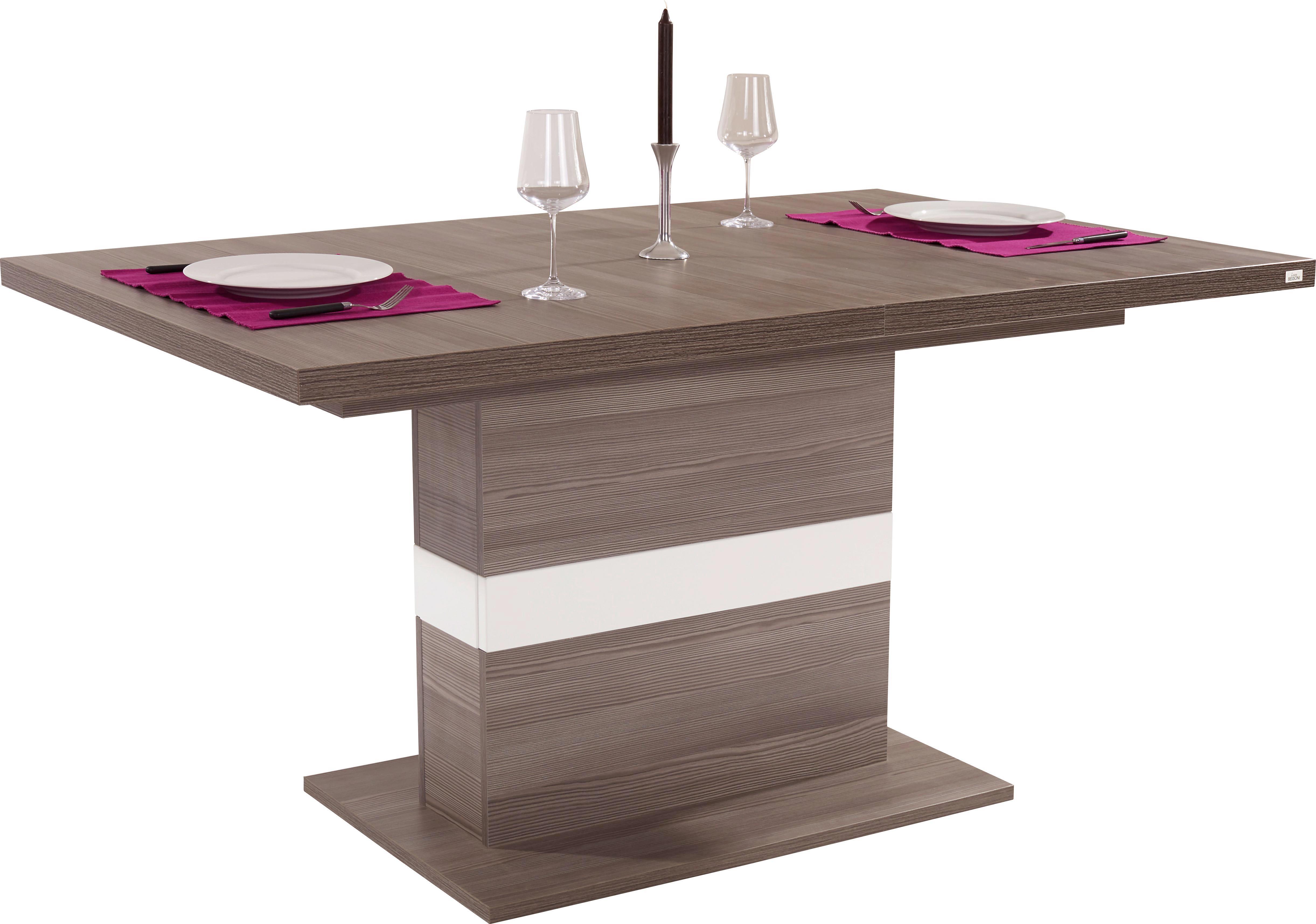 moderne esstische ausziehbar beautiful baston baston gnstiger esstisch auch ausziehbar with. Black Bedroom Furniture Sets. Home Design Ideas
