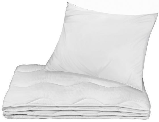 Paplan-párna Szett Carina - fehér, konvencionális, textil - PRIMATEX