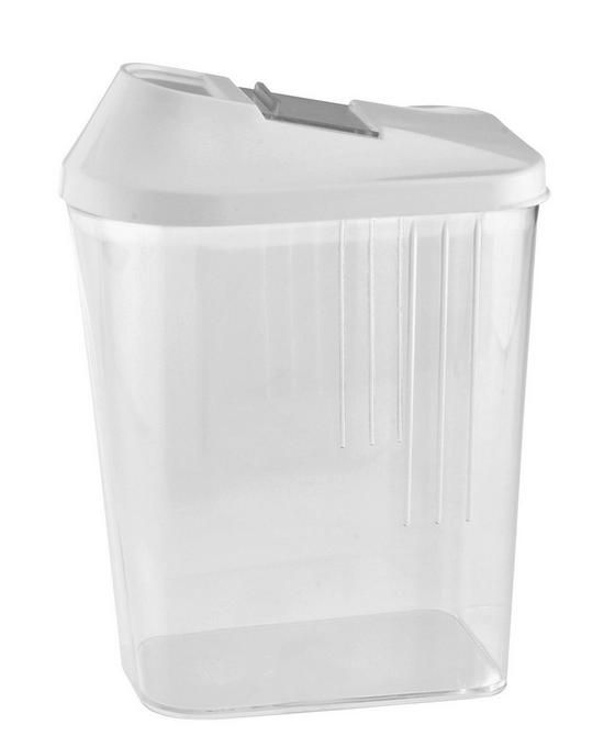 Konyhai Tároló 1,5 Liter - tiszta/kék, konvencionális, műanyag (9,5/17,5/15cm)