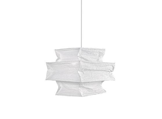 Tienidlo Na Svetlo Juliette - biela, papier (38/34/38cm) - Mömax modern living
