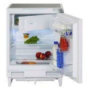 Einbau Kühlschrank Ks117.4a++ub - Weiß, Basics, Kunststoff/Metall (59/82/54,30cm) - Livetastic