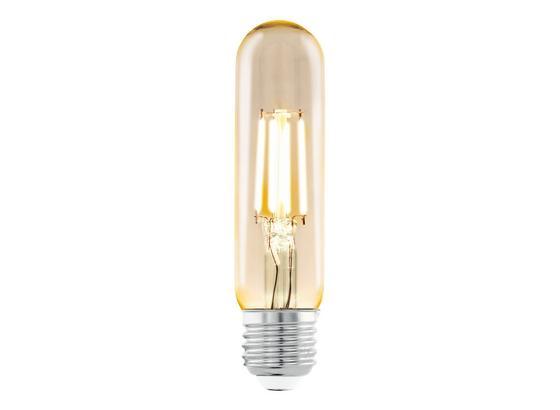 LED-Leuchtmittel 3,5 W 2200 K 220 lm - Klar, Basics, Glas (10,5cm)