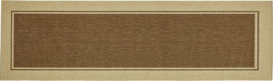 Hladko Tkaný Koberec Naomi 2 - béžová, Konvenčný, textil (80/300cm) - Mömax modern living