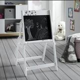 Tabule Na Malování Sami - bílá/šedá, Moderní (55,7/90/48cm) - Modern Living