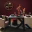 Obrus Behúň Steffi -top- - staroružová, textil (45/150cm) - Mömax modern living