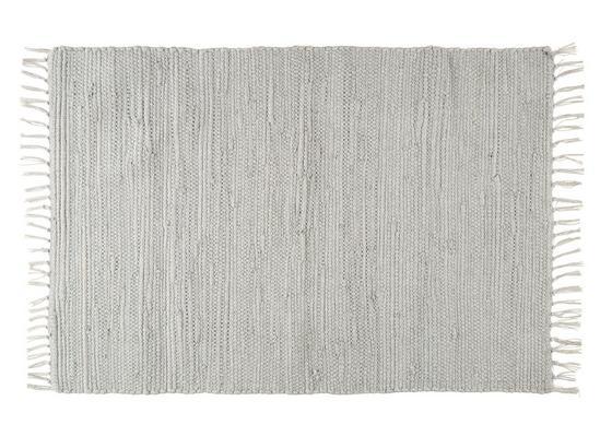 Plátaný Koberec Julia - sivá, Romantický / Vidiecky, textil (70/230cm) - Mömax modern living