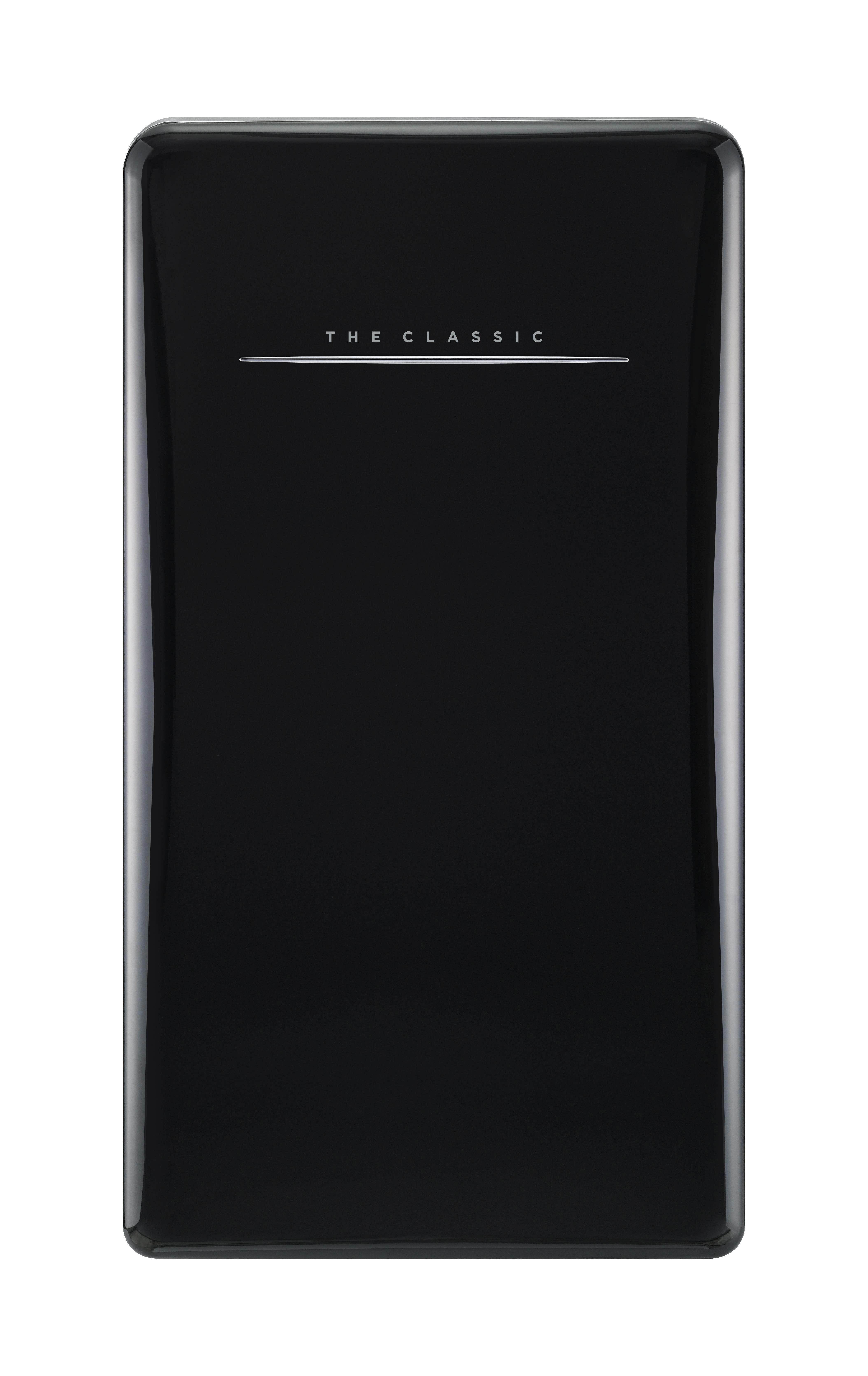 Kühlschrank Kombi Retro : Bikitchen kühlschrank retro cool schwarz online kaufen ➤ möbelix