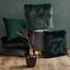Taburet Julene - sivá, Moderný, kov/textil (39/40cm) - Modern Living