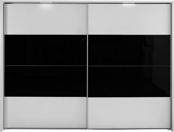 Díszkeret Milano 270 - fehér, konvencionális, faanyagok (280/230cm)