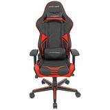 Gamingstuhl Dxracer Racing V2 Sz/orange - Schwarz/Orange, MODERN, Kunststoff/Textil (67/122-132/67cm) - Dxracer