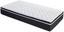 Boxspringmatratze Matrix Hybrid H2 90x200 - Weiß, Textil (90/200cm) - Primatex Deluxe