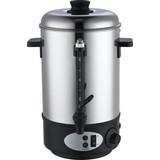 Glühweinbehälter Deski I 8 Liter 613-724001 - Edelstahlfarben, KONVENTIONELL, Metall (29/45,5/26cm)