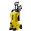 Hochdruckreiniger K3 Full Control Home - Gelb/Schwarz, MODERN, Kunststoff/Metall (31/60/27,2cm) - Kärcher