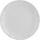 Talíř Dezertní Pauline - bílá, Romantický / Rustikální, keramika (19cm) - Zandiara