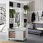 Pohovka S Rozkladom Jan -based- - čierna/biela, Štýlový, drevo/textil (180/79/92cm) - Mömax modern living